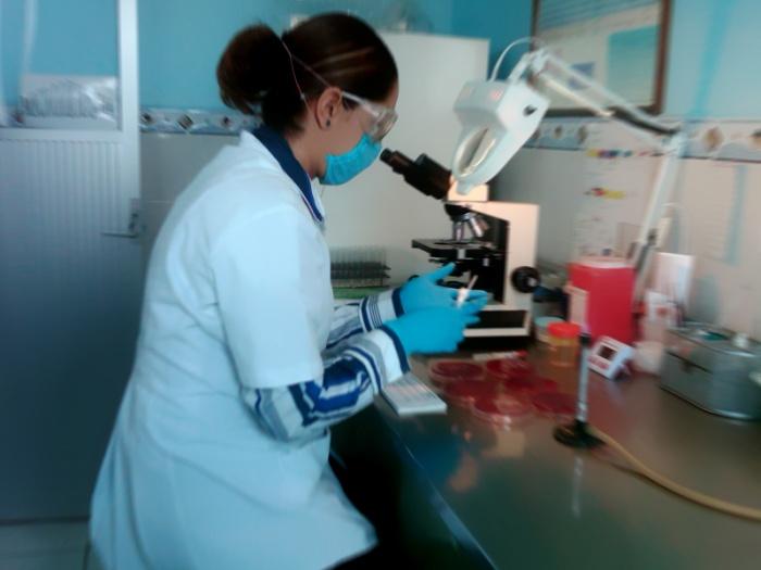 Quimico Laboratorio CDC